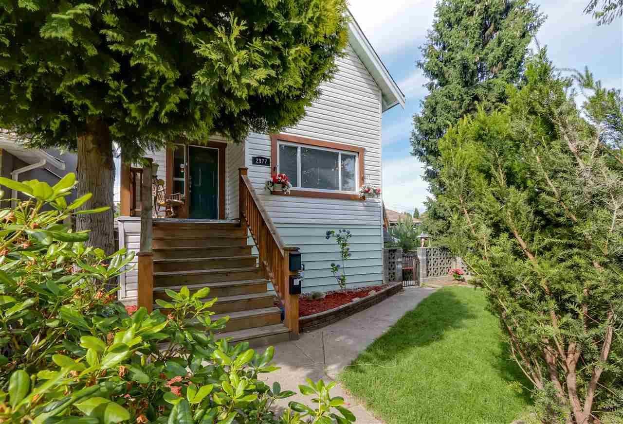 Main Photo: 2977 E 29TH Avenue in Vancouver: Renfrew Heights House for sale (Vancouver East)  : MLS®# R2086779