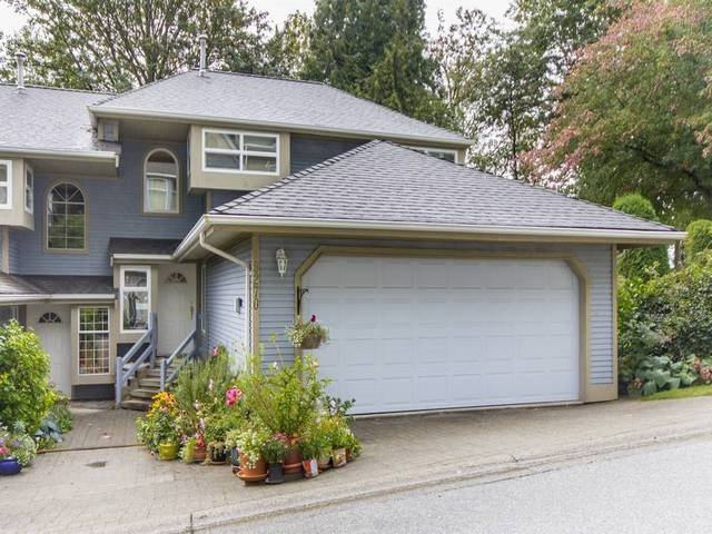 """Main Photo: 9270 GOLDHURST Terrace in Burnaby: Forest Hills BN Townhouse for sale in """"COPPERHILL"""" (Burnaby North)  : MLS®# R2105537"""