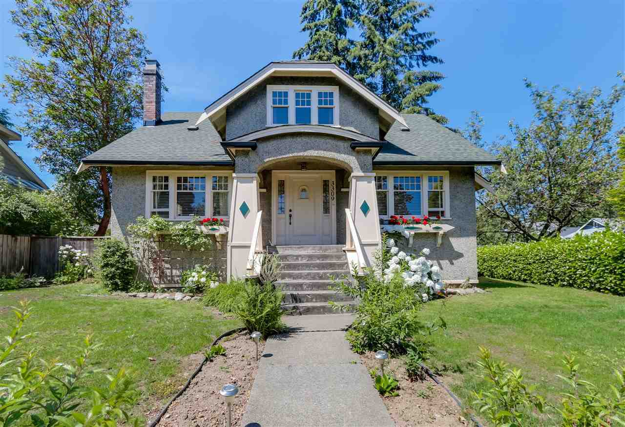 Main Photo: 3309 HIGHBURY Street in Vancouver: Dunbar House for sale (Vancouver West)  : MLS®# R2106207