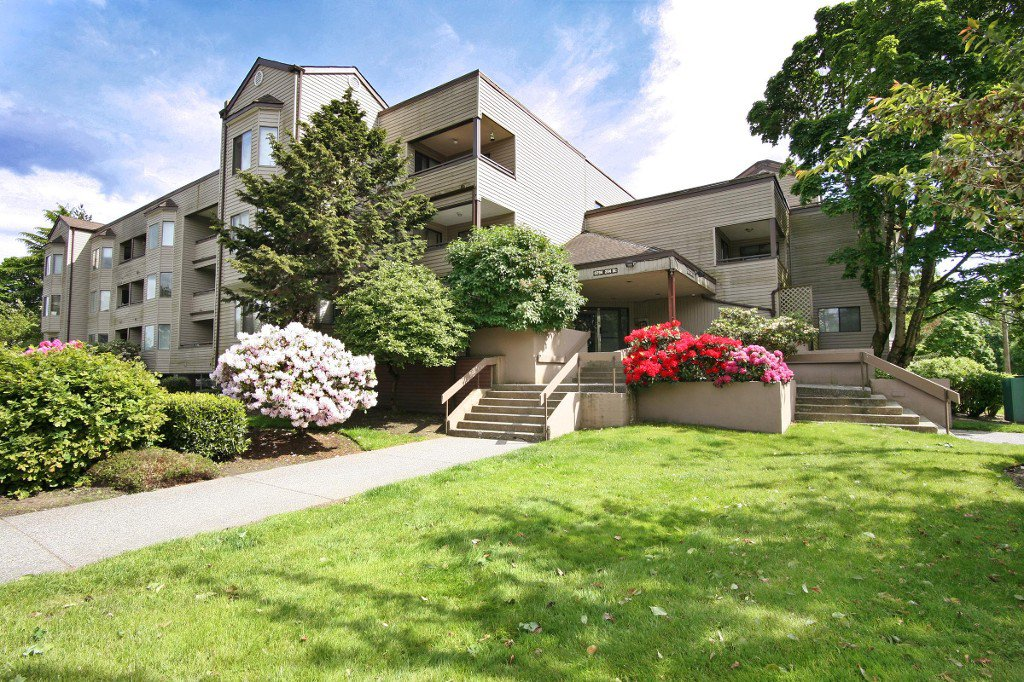 "Main Photo: 102 5294 204 Street in Langley: Langley City Condo for sale in """"Waters Edge"" NWS 1817"""" : MLS®# R2169819"