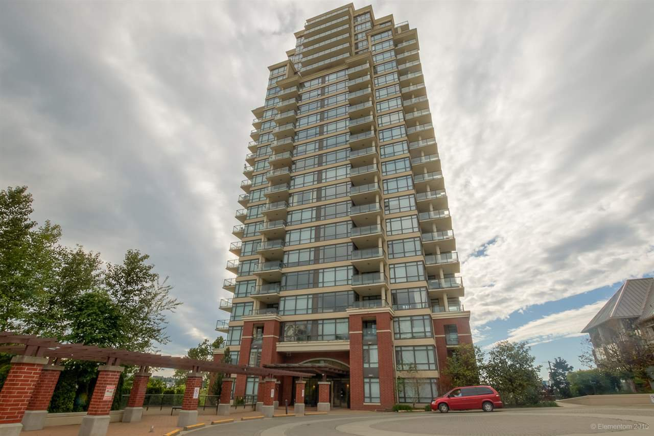 "Main Photo: 601 4132 HALIFAX Street in Burnaby: Brentwood Park Condo for sale in ""Marquis Grande"" (Burnaby North)  : MLS®# R2169932"