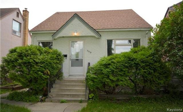 Main Photo: 668 Lansdowne Avenue in Winnipeg: West Kildonan Residential for sale (4D)  : MLS®# 1715472
