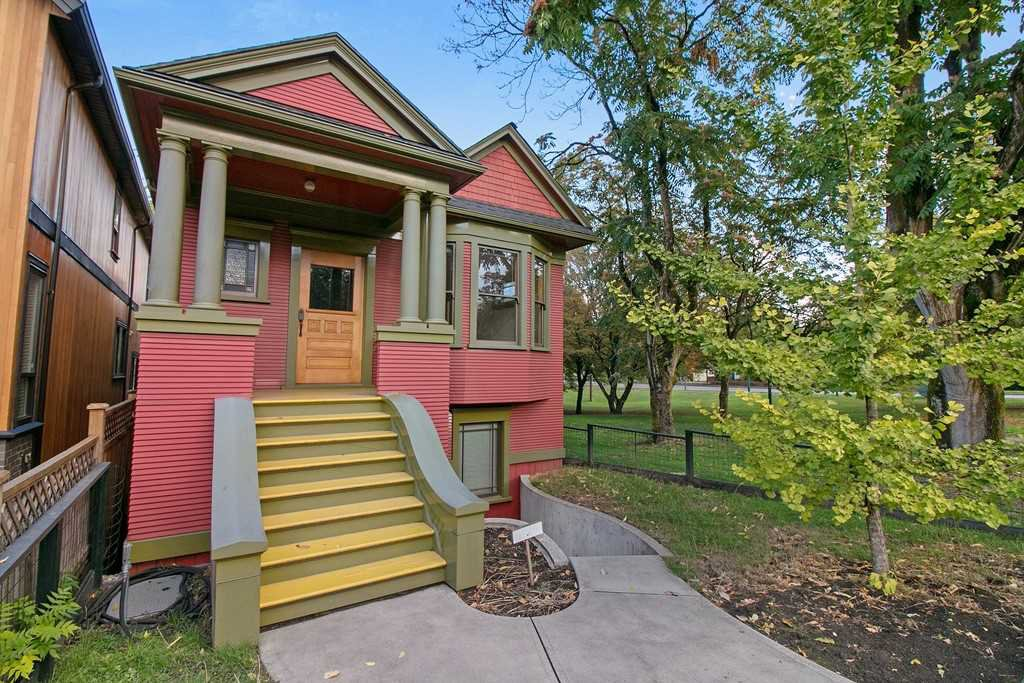 Main Photo: 1249 E 11TH Avenue in Vancouver: Mount Pleasant VE House for sale (Vancouver East)  : MLS®# R2214305