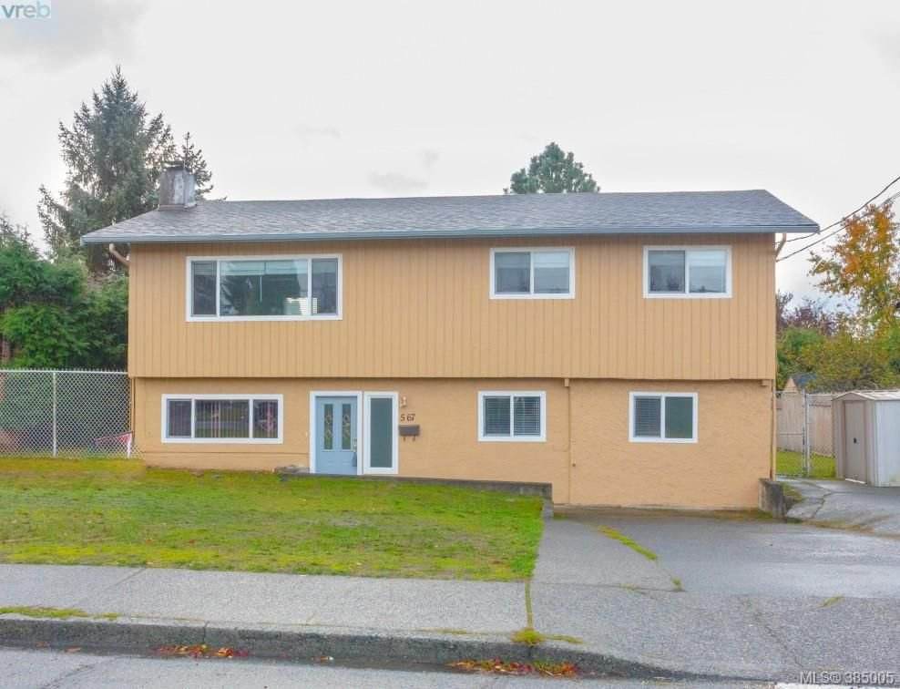 Main Photo: 567 Judah St in VICTORIA: SW Glanford House for sale (Saanich West)  : MLS®# 773869