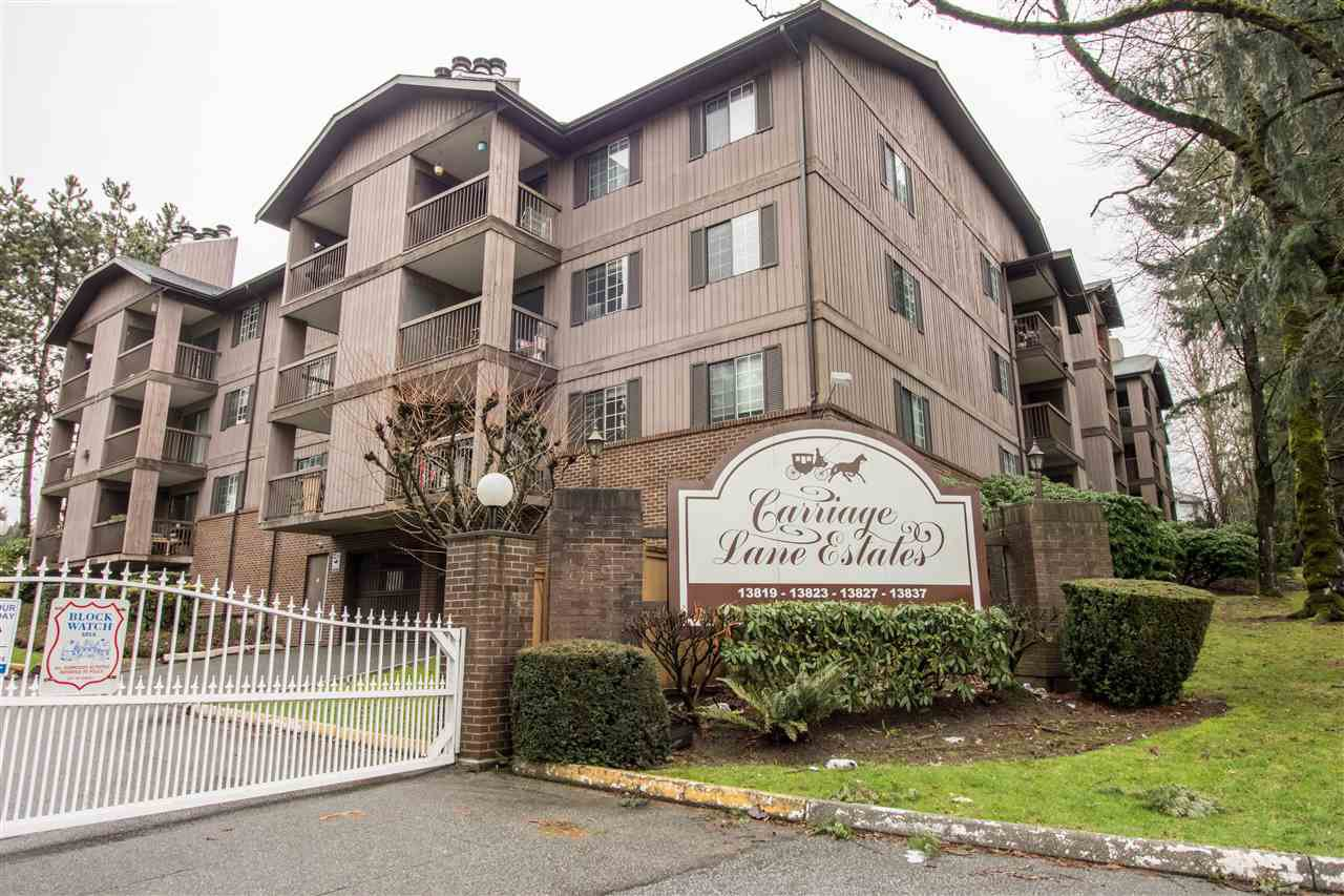 "Main Photo: 2215 13819 100 Avenue in Surrey: Whalley Condo for sale in ""Carriage Lane"" (North Surrey)  : MLS®# R2236449"