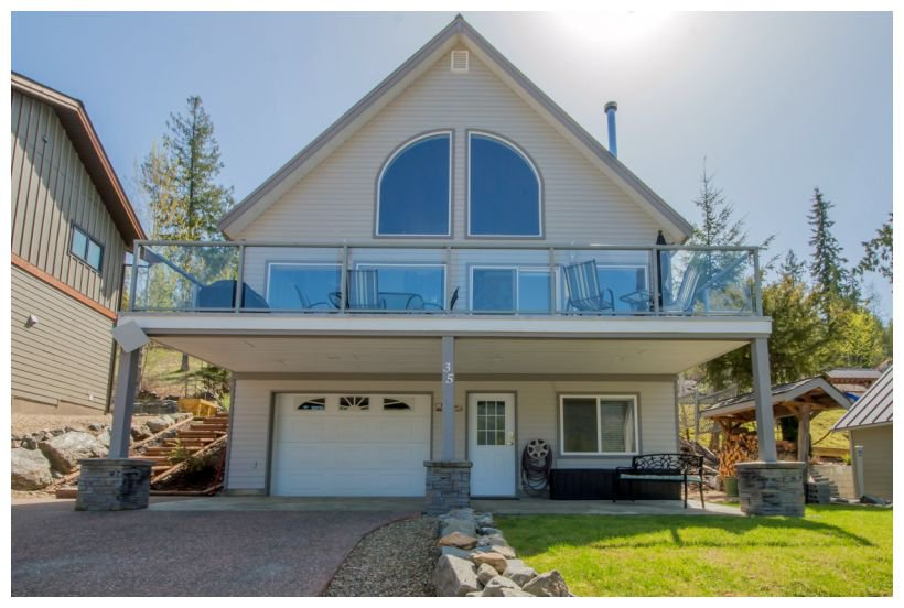 Main Photo: 35 6421 Eagle Bay Road in Eagle Bay: WILD ROSE BAY House for sale : MLS®# 10157810