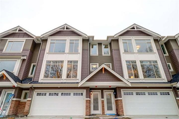 "Main Photo: 4 3126 WELLINGTON Street in Port Coquitlam: Glenwood PQ Townhouse for sale in ""PARKSIDE"" : MLS®# R2281206"