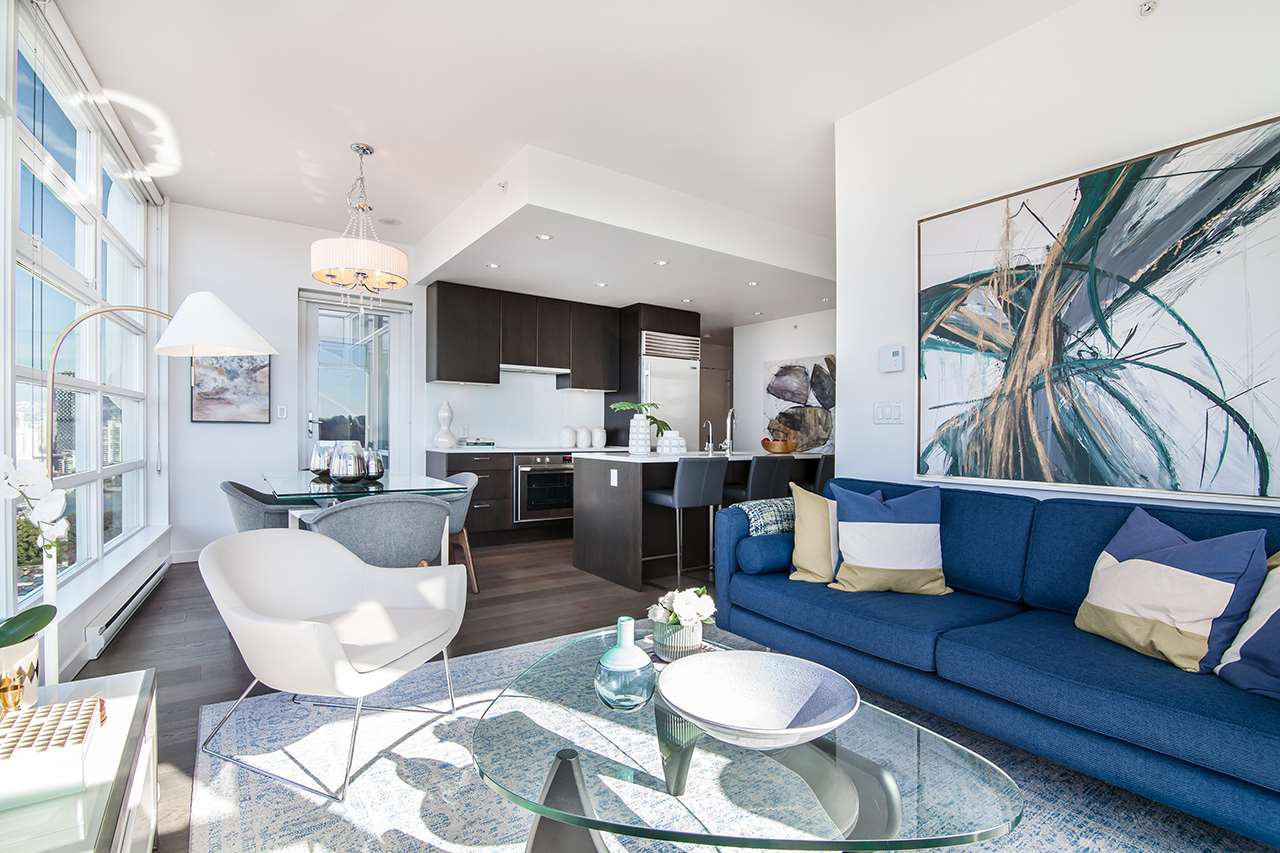 """Photo 7: Photos: 1102 2550 SPRUCE Street in Vancouver: Fairview VW Condo for sale in """"SPRUCE"""" (Vancouver West)  : MLS®# R2313886"""