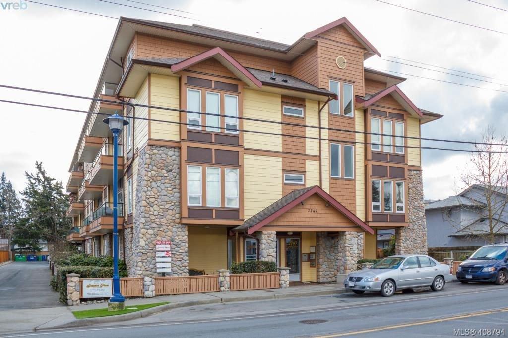 Main Photo: 201 2747 Jacklin Rd in VICTORIA: La Langford Proper Condo for sale (Langford)  : MLS®# 812326