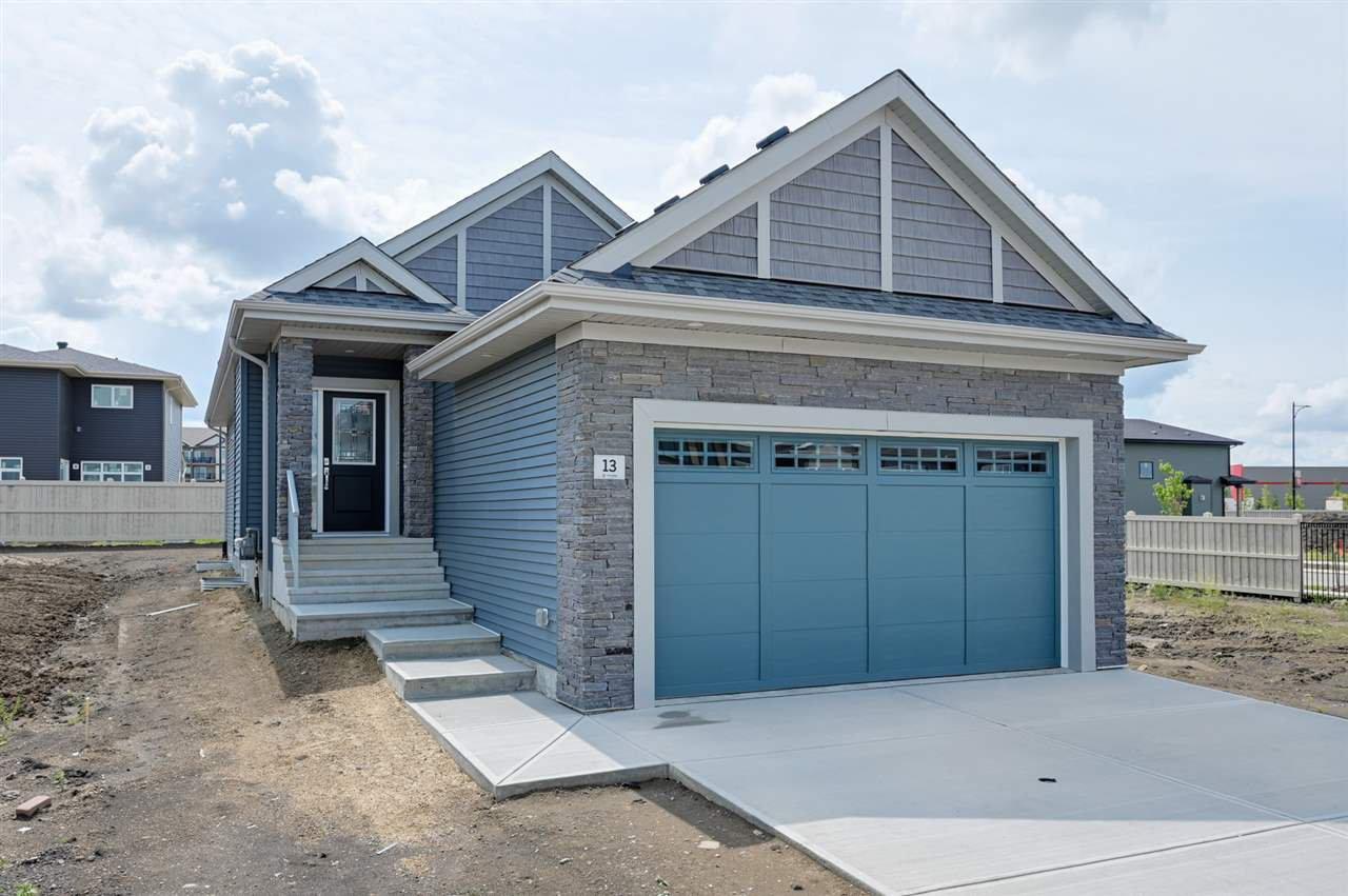 Main Photo: 13 EDISON Drive: St. Albert House for sale : MLS®# E4164679
