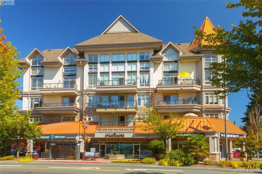 Main Photo: 207 866 Goldstream Ave in VICTORIA: La Langford Proper Condo Apartment for sale (Langford)  : MLS®# 826815