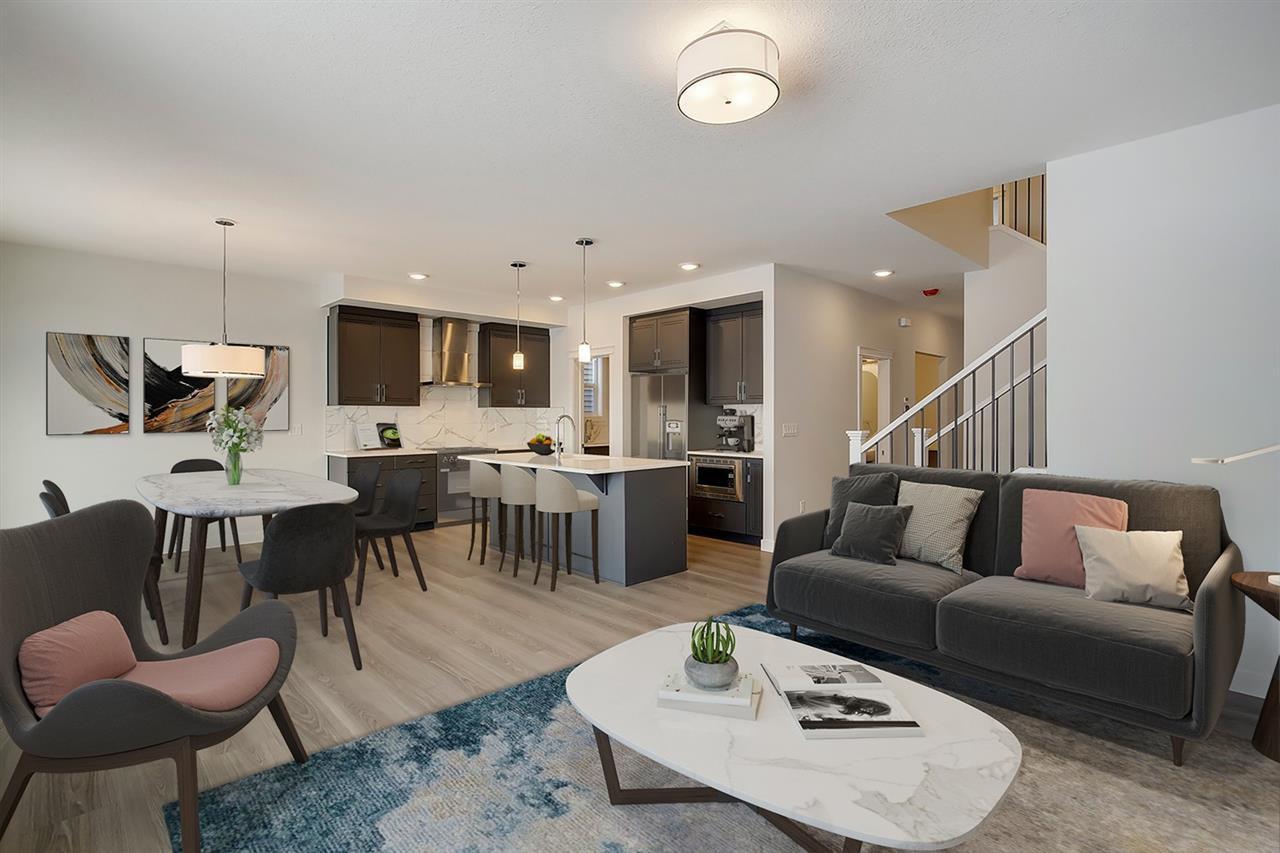 Main Photo: 214 Cavanagh Common in Edmonton: Zone 55 House for sale : MLS®# E4188482