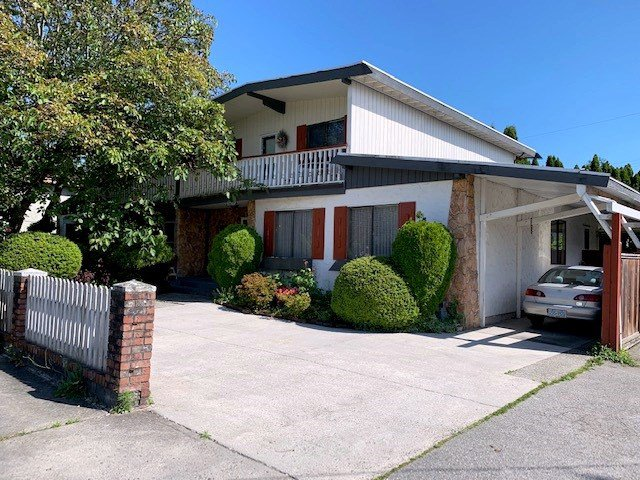 Main Photo: 6560 IMPERIAL Street in Burnaby: Highgate House Duplex for sale (Burnaby South)  : MLS®# R2467986