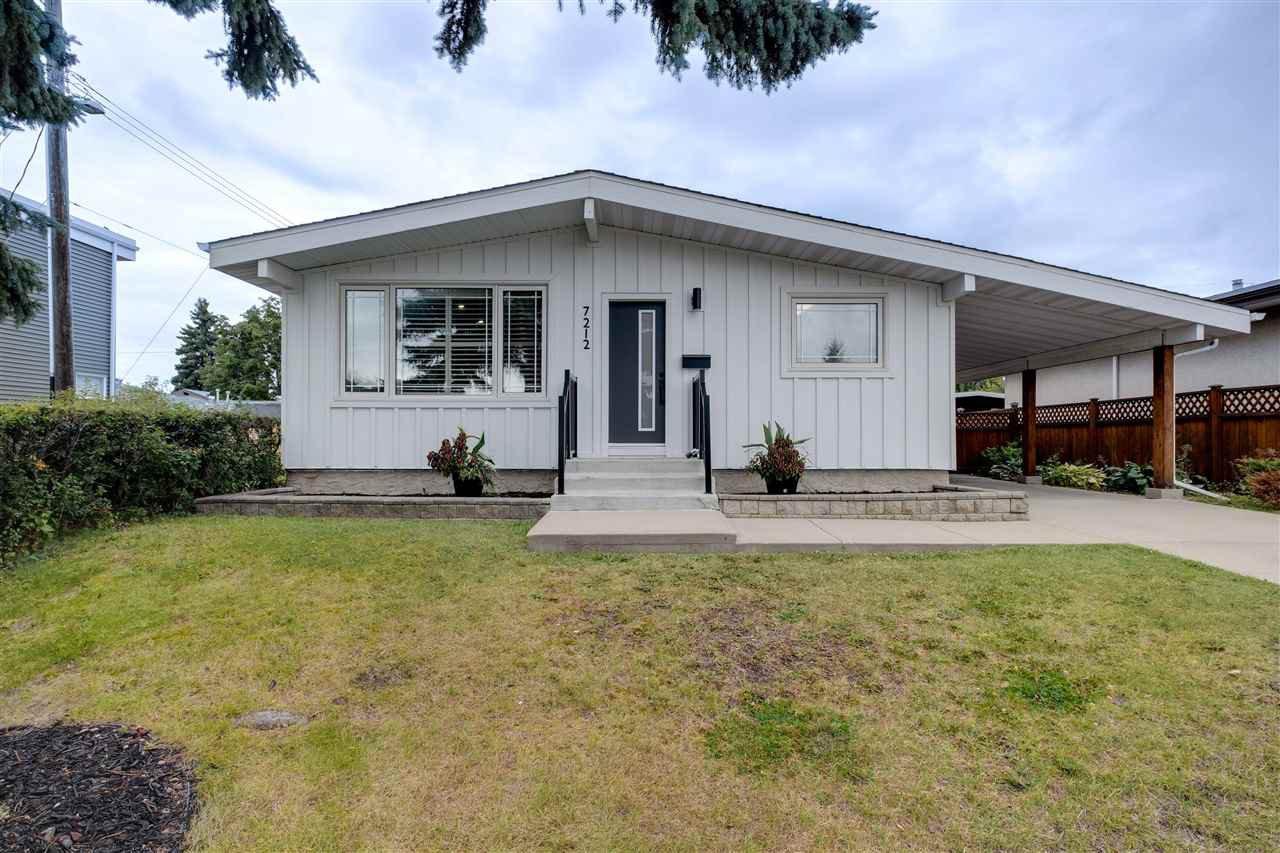 Main Photo: 7212 89 Avenue in Edmonton: Zone 18 House for sale : MLS®# E4207890