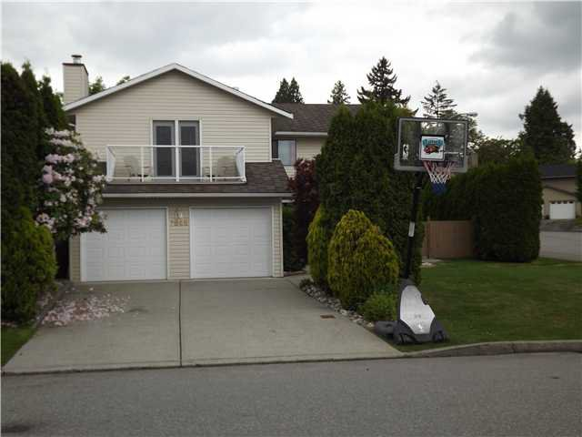 Main Photo: 1948 Leacock Street in Port Coquitlam: Lower Mary Hill House for sale : MLS®# V953469