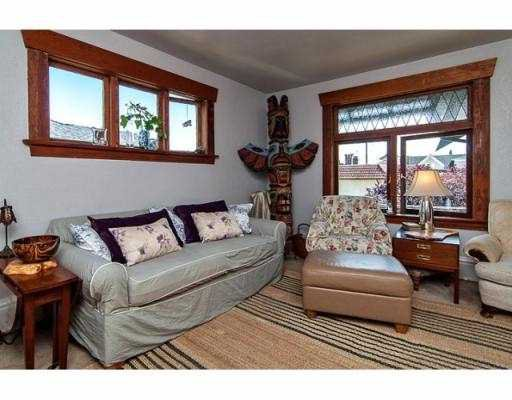 Photo 6: Photos: 1719 TRUTCH Street in Vancouver: Kitsilano House for sale (Vancouver West)  : MLS®# V960120
