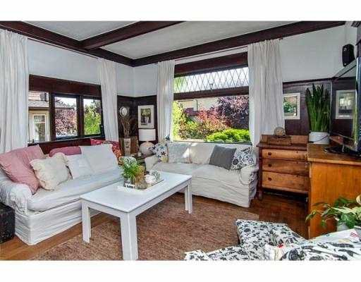 Photo 2: Photos: 1719 TRUTCH Street in Vancouver: Kitsilano House for sale (Vancouver West)  : MLS®# V960120