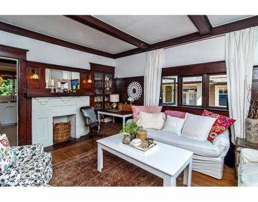 Photo 3: Photos: 1719 TRUTCH Street in Vancouver: Kitsilano House for sale (Vancouver West)  : MLS®# V960120