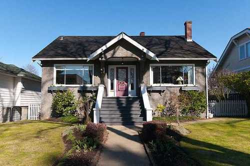 Main Photo: 3965 14TH Ave W in Vancouver West: Point Grey Home for sale ()  : MLS®# V936839