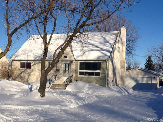 Main Photo: 452 Speers Road in WINNIPEG: Windsor Park / Southdale / Island Lakes Residential for sale (South East Winnipeg)  : MLS®# 1402716