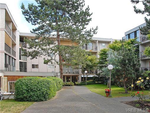 Main Photo: 314 3225 Eldon Pl in VICTORIA: SW Rudd Park Condo for sale (Saanich West)  : MLS®# 684850