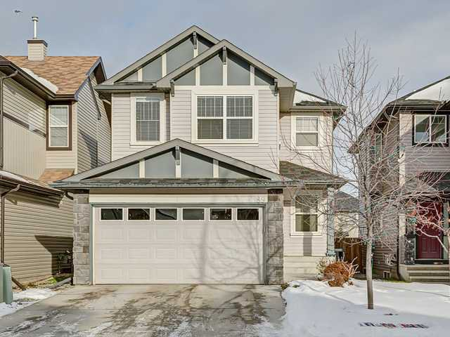 Main Photo: 89 Cranwell Green SE in Calgary: Cranston Residential Detached Single Family for sale : MLS®# C3648567