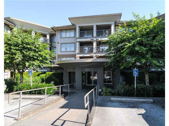 "Main Photo: 406 12238 224TH Street in Maple Ridge: East Central Condo for sale in ""URBANO"" : MLS®# V1142333"