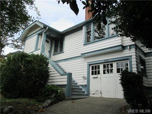 Main Photo: 1232 Rudlin St in VICTORIA: Vi Fernwood House for sale (Victoria)  : MLS®# 712575