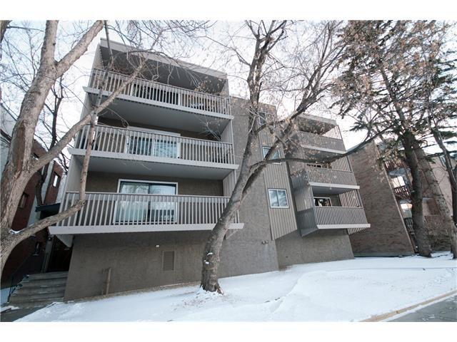 Main Photo: 104 709 3 Avenue NW in Calgary: Sunnyside Condo for sale : MLS®# C4044723