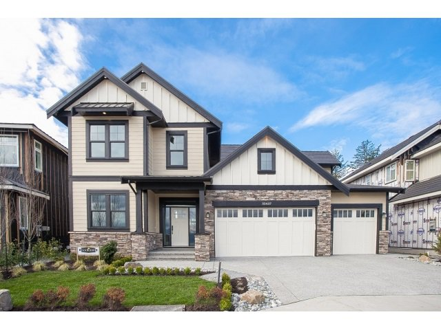 "Main Photo: 35437 EAGLE SUMMIT Drive in Abbotsford: Abbotsford East House for sale in ""THE SUMMIT @ EAGLE MOUNTAIN"" : MLS®# R2045138"
