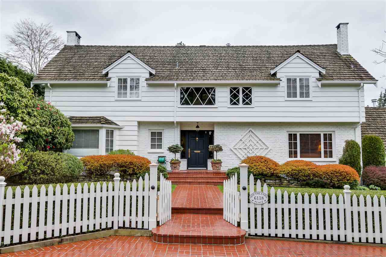 """Main Photo: 6138 SOUTHLANDS Place in Vancouver: Kerrisdale House for sale in """"Southlands Place - Kerrisdale"""" (Vancouver West)  : MLS®# R2049747"""