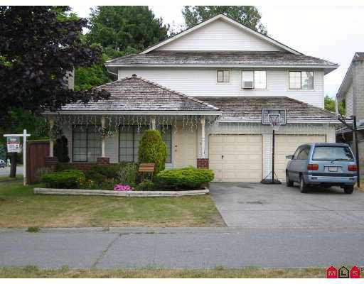 Main Photo: 9590 155TH ST in Surrey: Fleetwood Tynehead House for sale : MLS®# F2516364