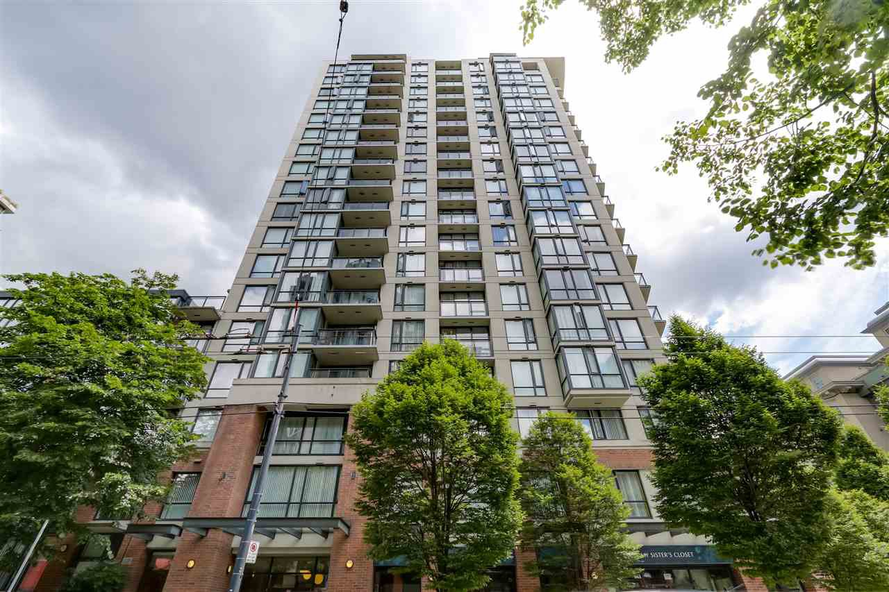 "Main Photo: 1203 1082 SEYMOUR Street in Vancouver: Downtown VW Condo for sale in ""FREESIA"" (Vancouver West)  : MLS®# R2079739"