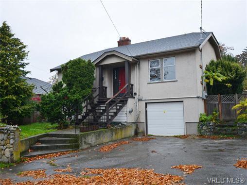 Main Photo: 1110 Topaz Ave in VICTORIA: Vi Hillside House for sale (Victoria)  : MLS®# 745504