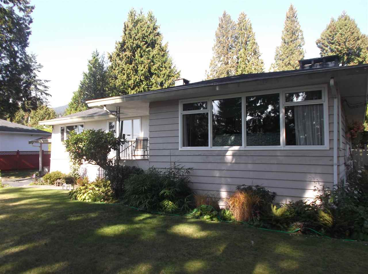 Main Photo: 1655 PALMERSTON Avenue in West Vancouver: Ambleside House for sale : MLS®# R2125662