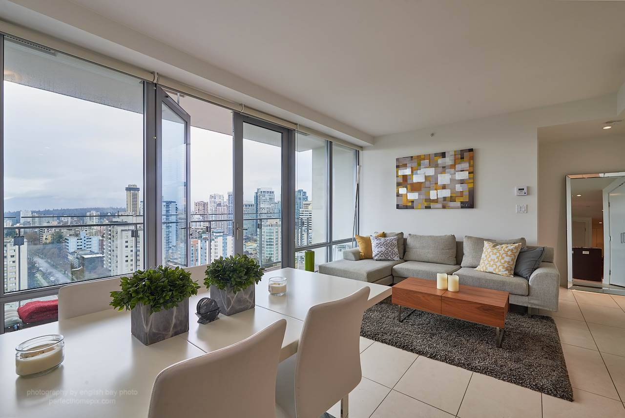 """Main Photo: 2005 1028 BARCLAY Street in Vancouver: West End VW Condo for sale in """"PATINA"""" (Vancouver West)  : MLS®# R2149030"""