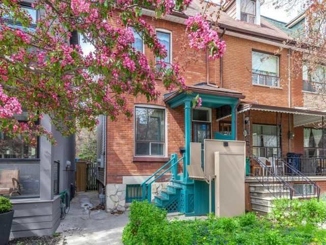 Main Photo: 48 Follis Avenue in Toronto: Annex House (2 1/2 Storey) for sale (Toronto C02)  : MLS®# C3796407