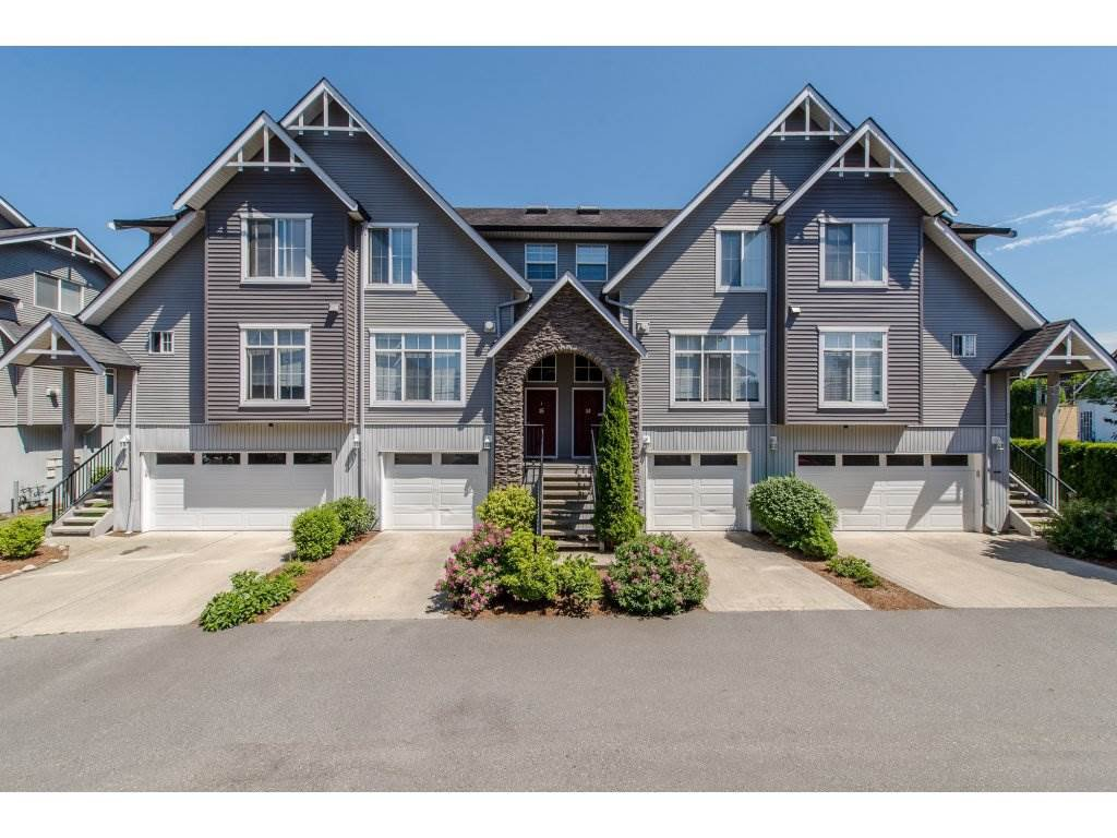 """Main Photo: 15 8881 WALTERS Street in Chilliwack: Chilliwack E Young-Yale Townhouse for sale in """"Eden Park"""" : MLS®# R2175860"""