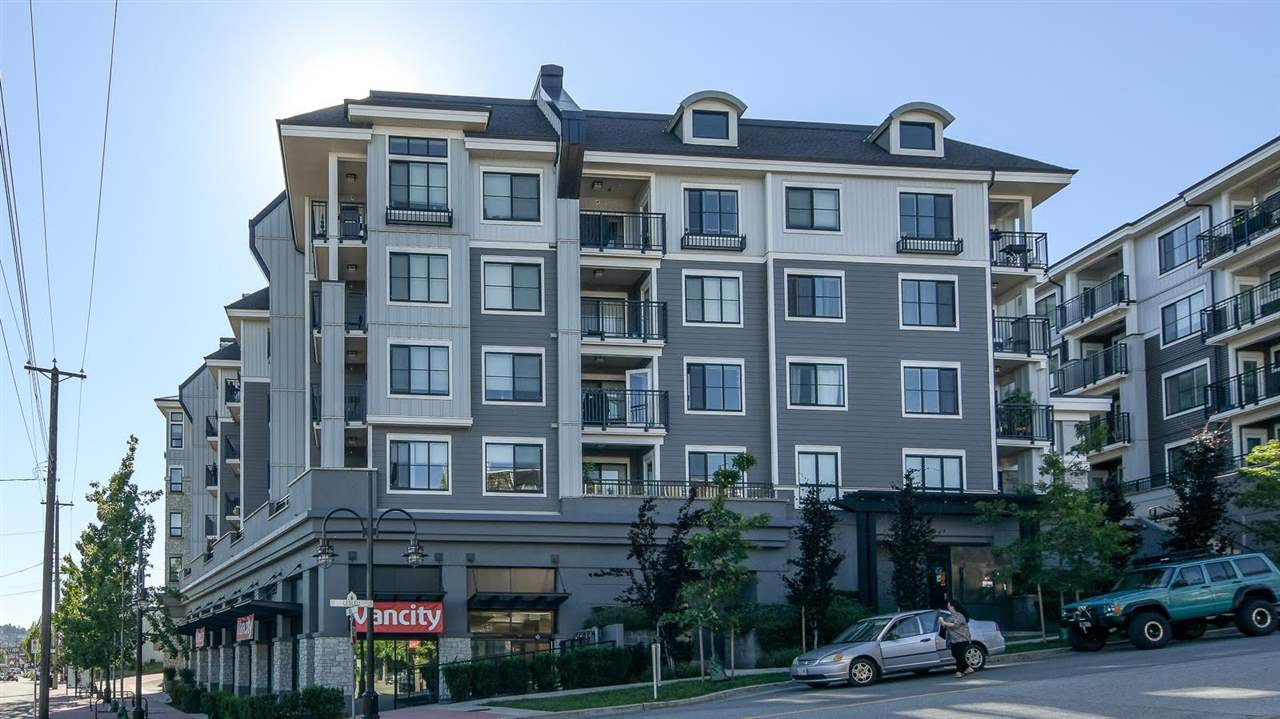 "Main Photo: 301 202 LEBLEU Street in Coquitlam: Maillardville Condo for sale in ""MACKIN PARK"" : MLS®# R2180472"