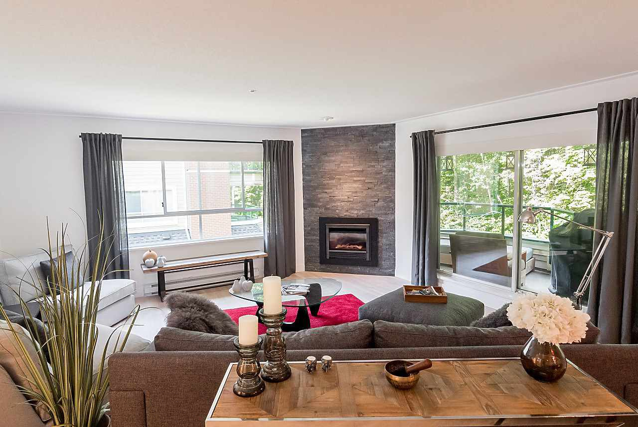 """Main Photo: 210 3690 BANFF Court in North Vancouver: Northlands Condo for sale in """"PARKGATE MANOR"""" : MLS®# R2187694"""