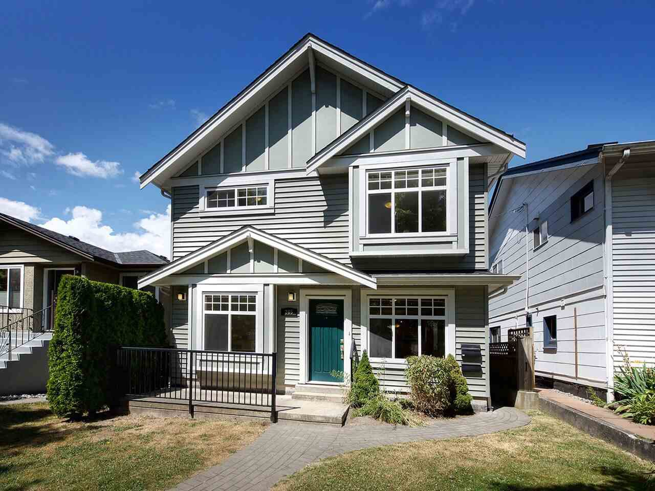 Main Photo: 265 E 46TH Avenue in Vancouver: Main House for sale (Vancouver East)  : MLS®# R2188878