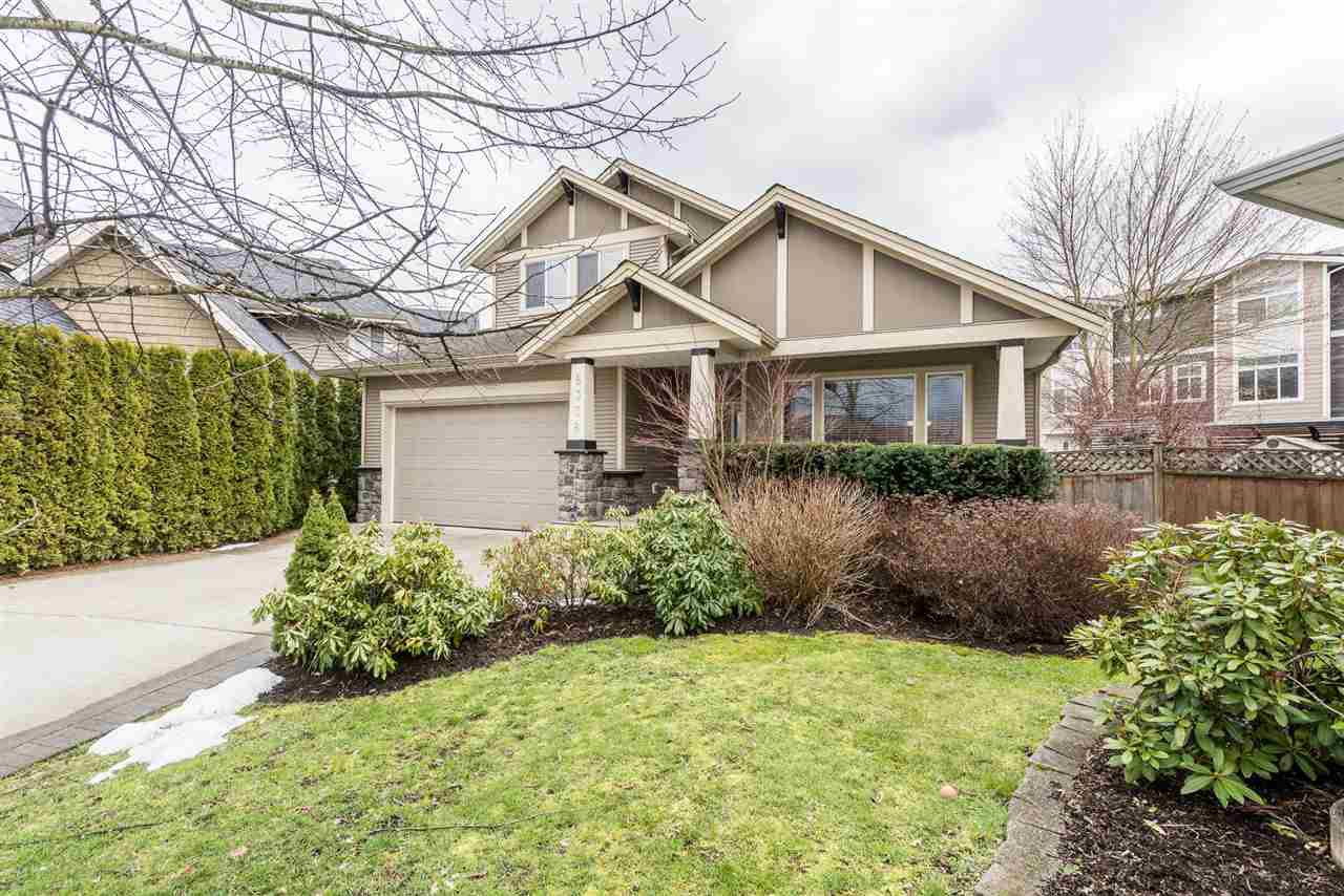 "Main Photo: 8338 209 Street in Langley: Willoughby Heights House for sale in ""UPLANDS"" : MLS®# R2245024"