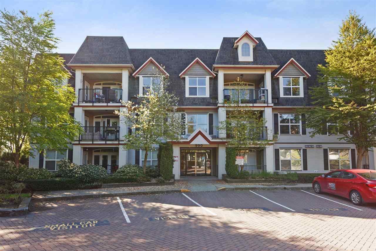 "Main Photo: 209 990 ADAIR Avenue in Coquitlam: Maillardville Condo for sale in ""Orlean's Ridge"" : MLS®# R2262729"