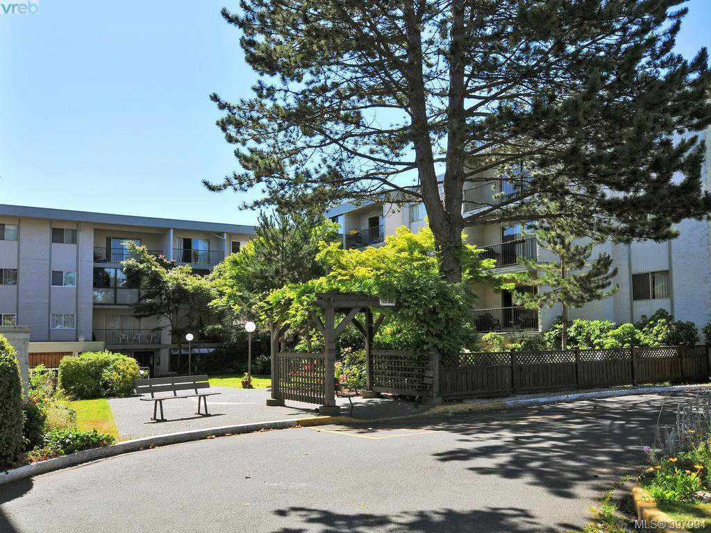 Main Photo: 117 3225 Eldon Pl in VICTORIA: SW Rudd Park Condo for sale (Saanich West)  : MLS®# 796231