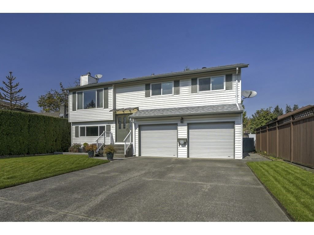"""Main Photo: 26927 33A Avenue in Langley: Aldergrove Langley House for sale in """"Parkside"""" : MLS®# R2310488"""