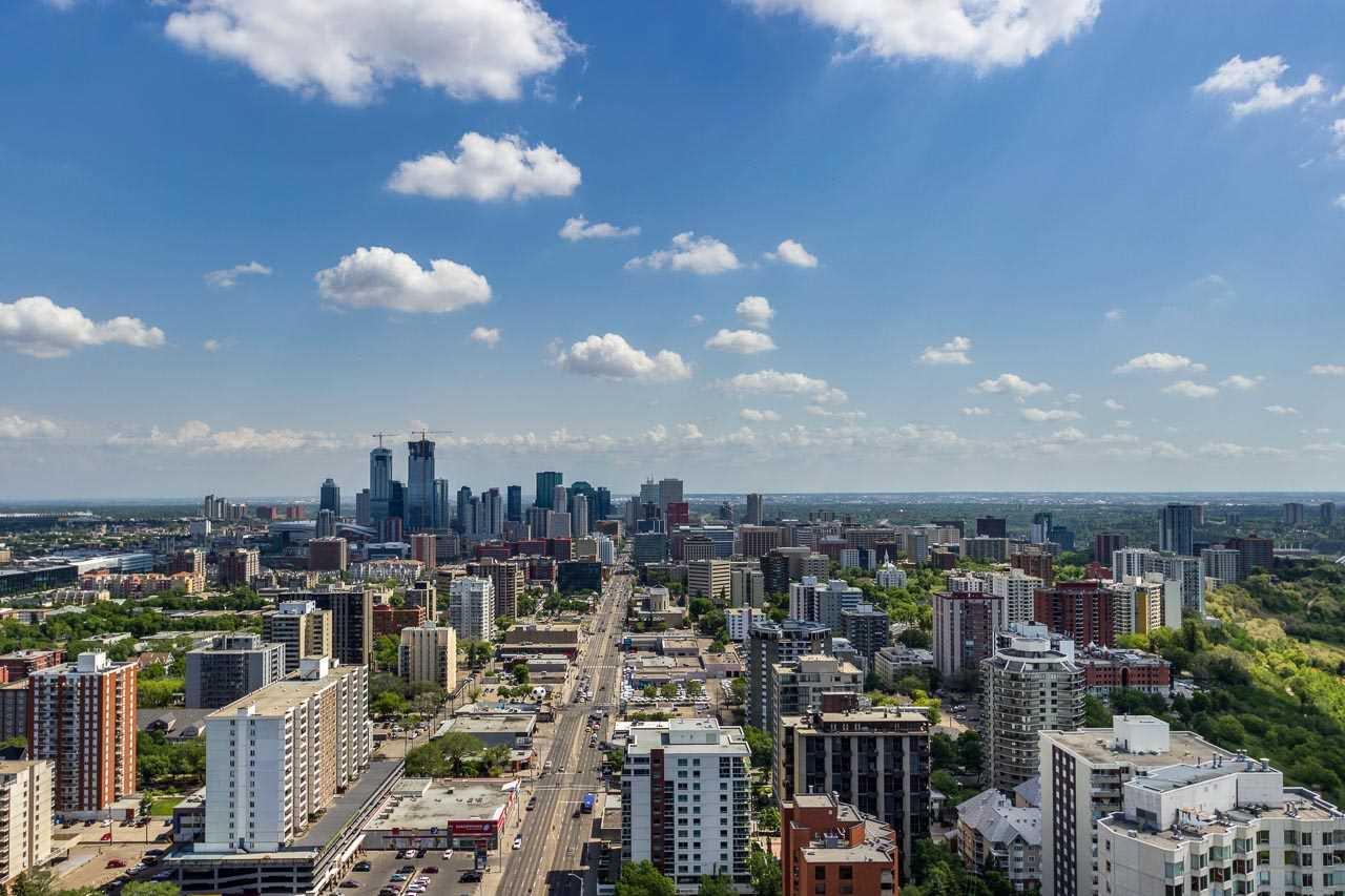 Photo 13: Photos: 3201 11969 JASPER Avenue in Edmonton: Zone 12 Condo for sale : MLS®# E4133707
