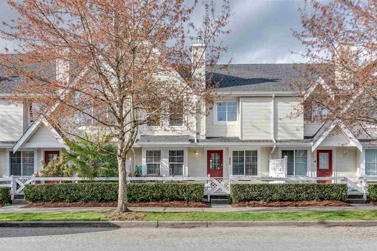"""Main Photo: 34 23575 119 Avenue in Maple Ridge: Cottonwood MR Townhouse for sale in """"HOLLY HOCK"""" : MLS®# R2357874"""