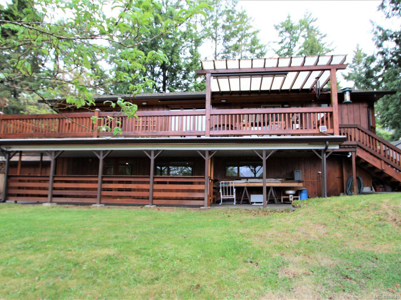 Main Photo: 3301 Ross Rd in NANAIMO: Na Uplands House for sale (Nanaimo)  : MLS®# 814649