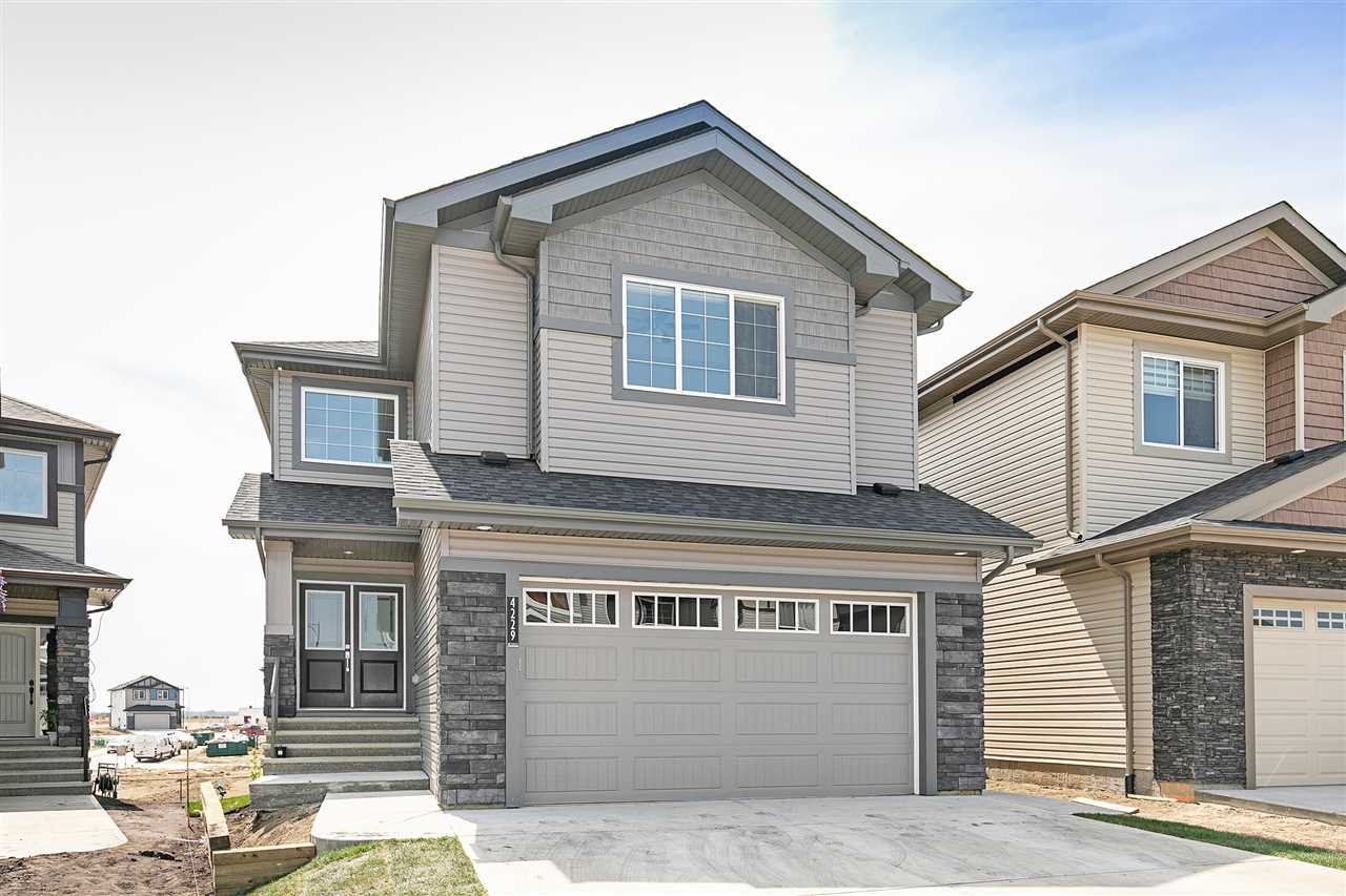 Main Photo: 4229 CHARLES Close in Edmonton: Zone 55 House for sale : MLS®# E4159636