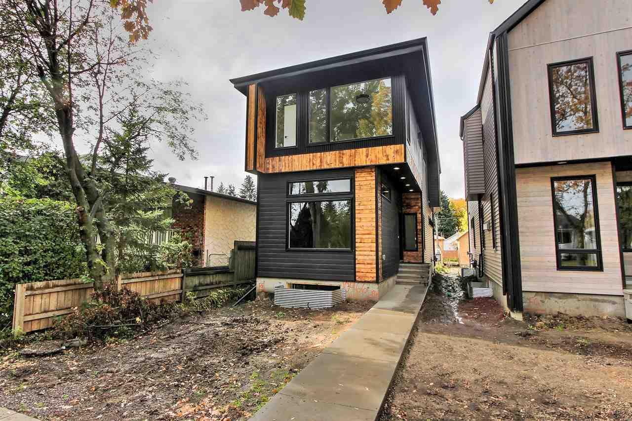 Main Photo: 10466 143 Street in Edmonton: Zone 21 House for sale : MLS®# E4175273